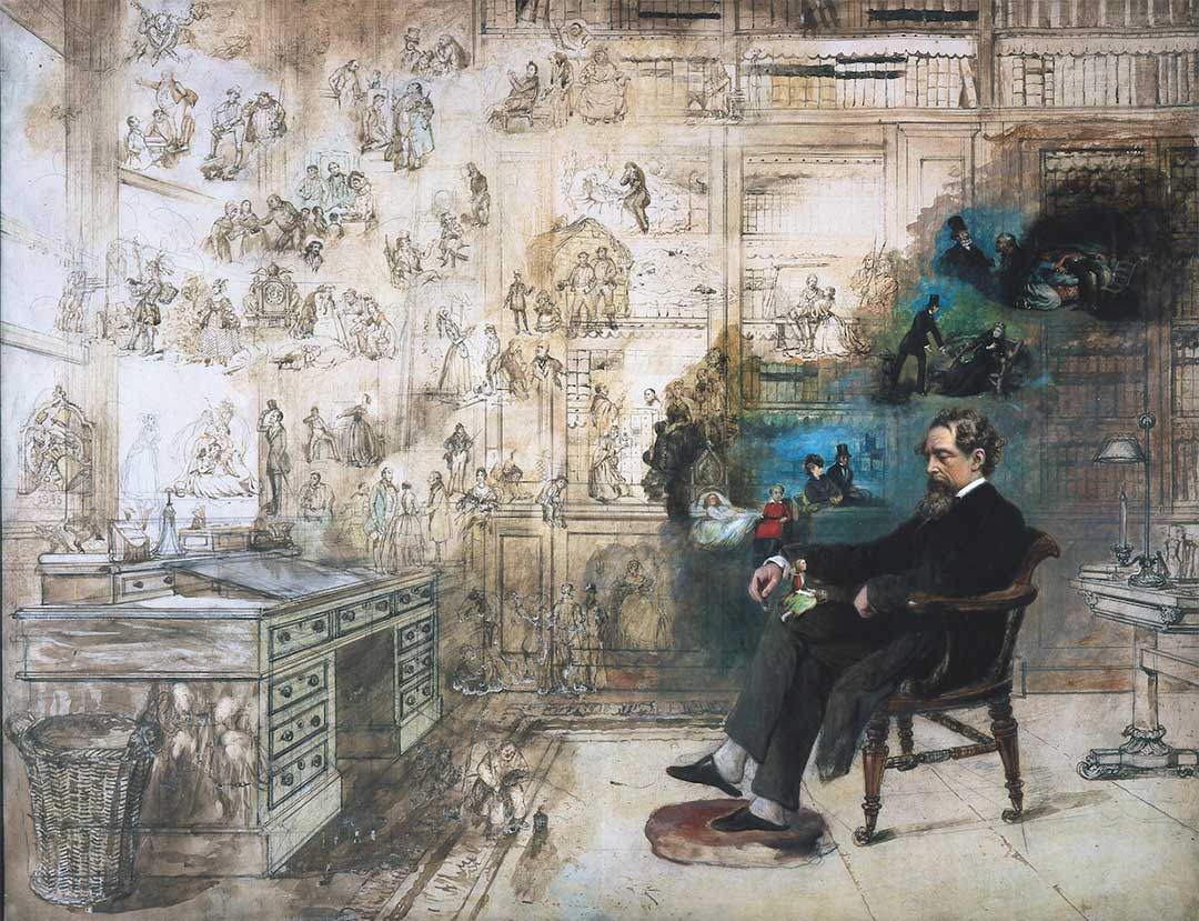 Dickens' Dream, R.W. Buss