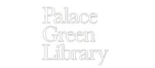 Palace Green Library logo