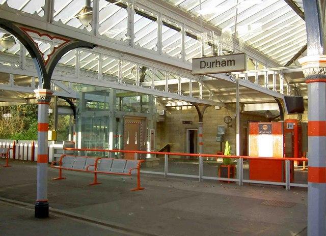 Durham Rail Station